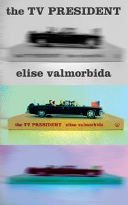 The TV President book cover